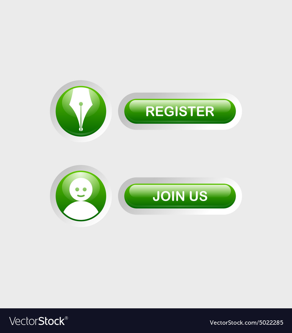 Register and Join Us buttons