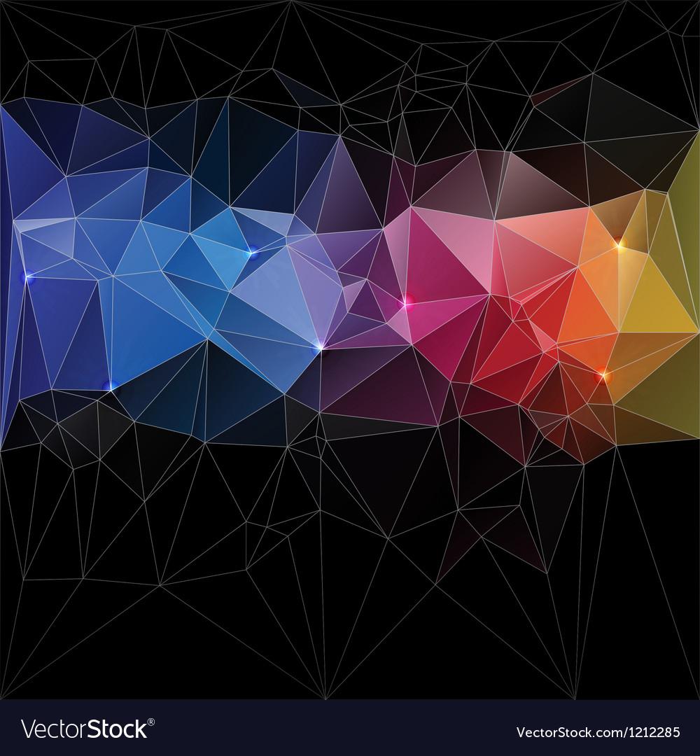 Triangle concept design Mosaic