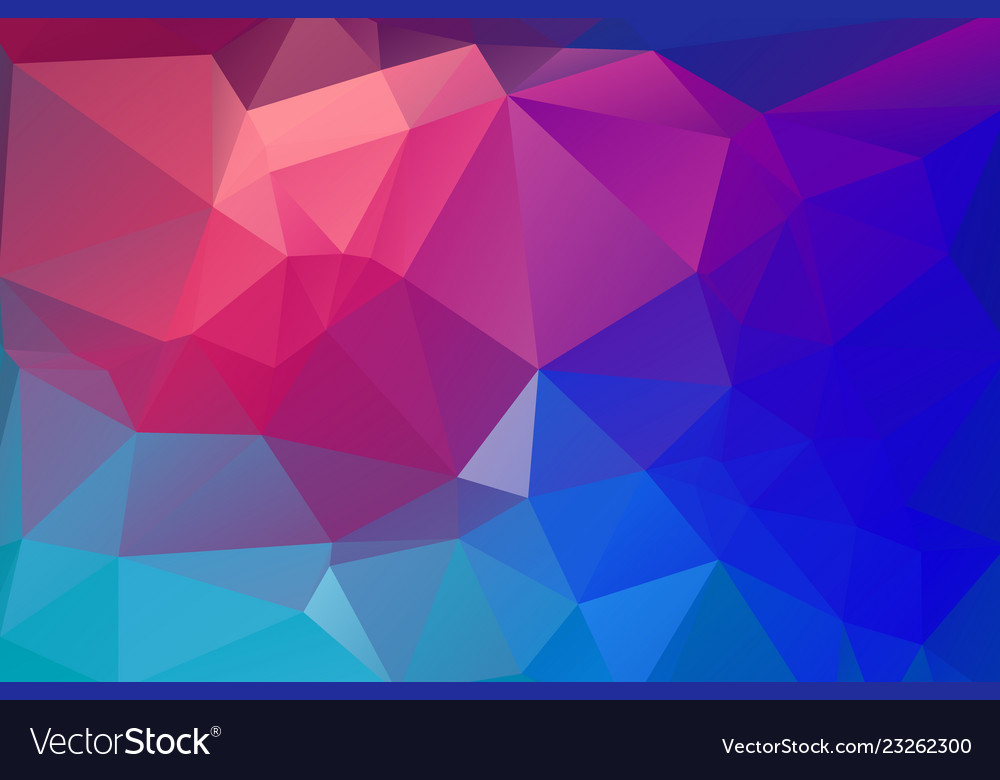 Free Colorful Geometric Wallpaper: Flat Color Geometric Triangle Wallpaper Royalty Free Vector