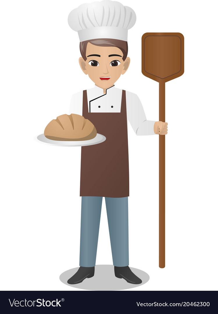 Форма пекаря в картинках