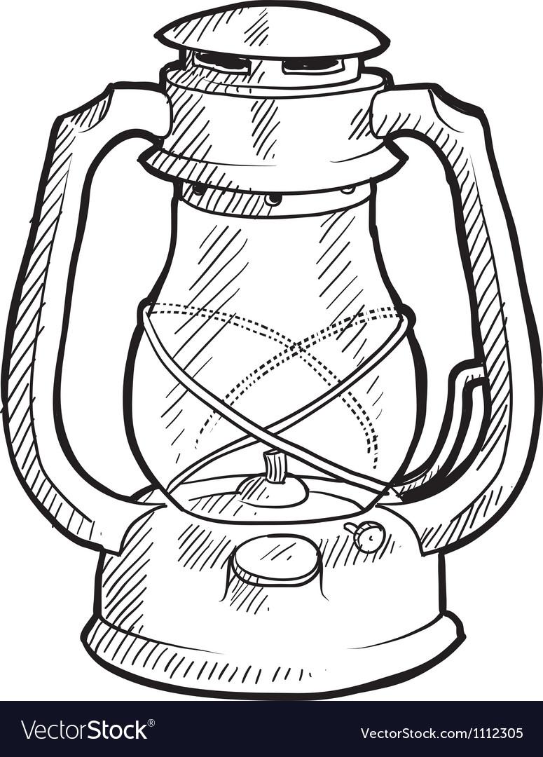 Doodle lantern