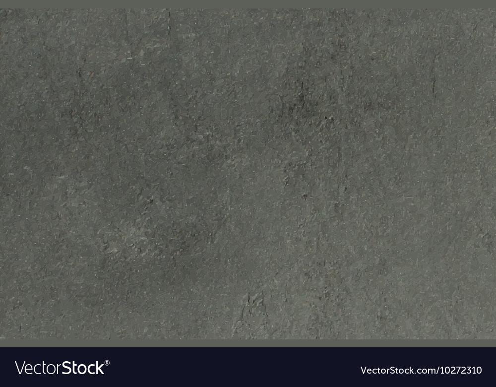Black paper texture vector image