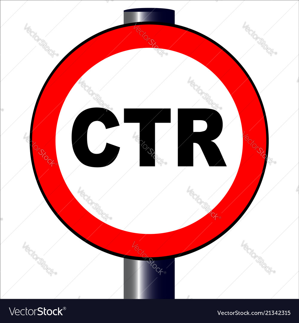 Choose The Right Traffic Sign Royalty Free Vector Image