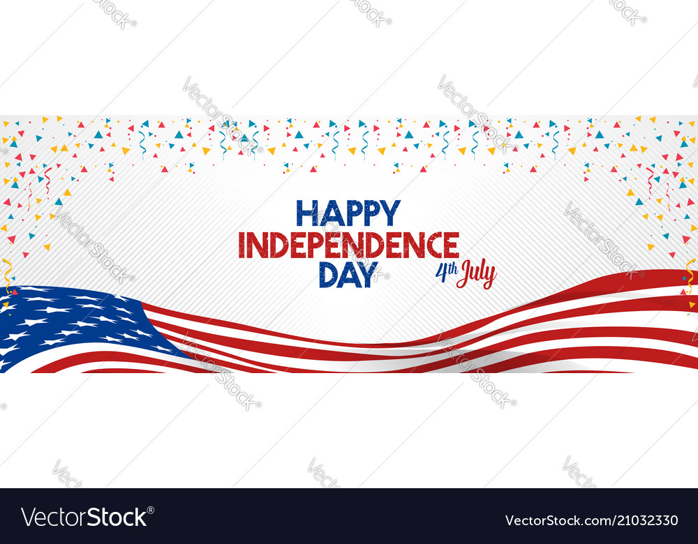 4th july happy independence day united state