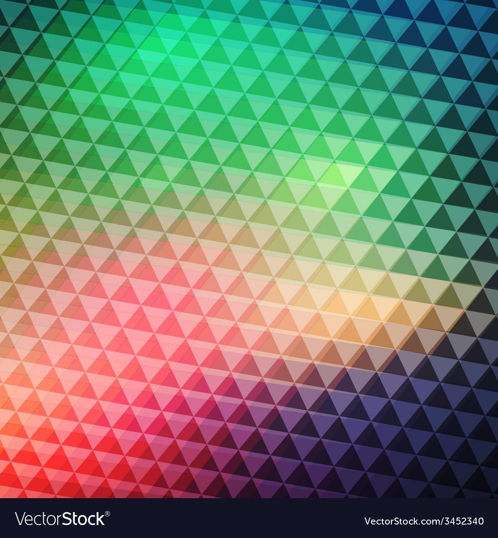 Colorful Geometric Banner