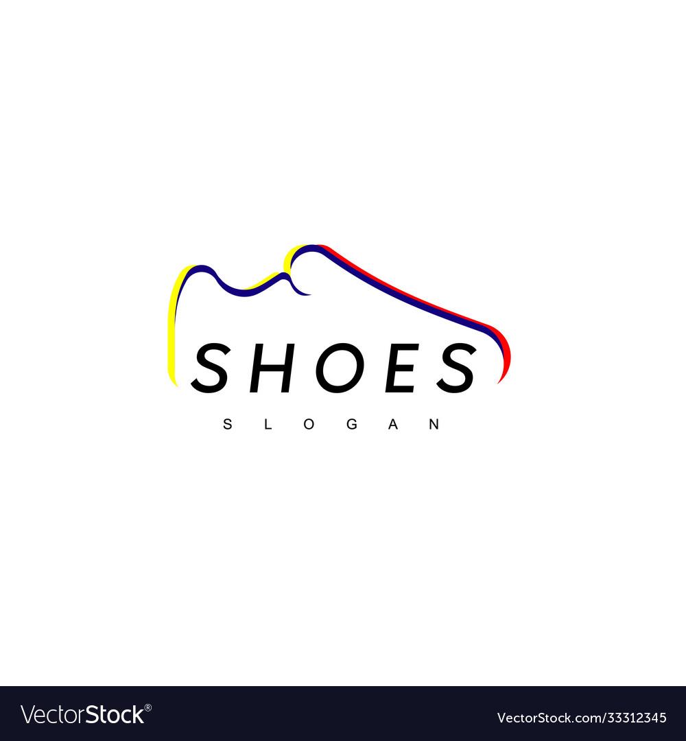 Shoes logo design inspiration