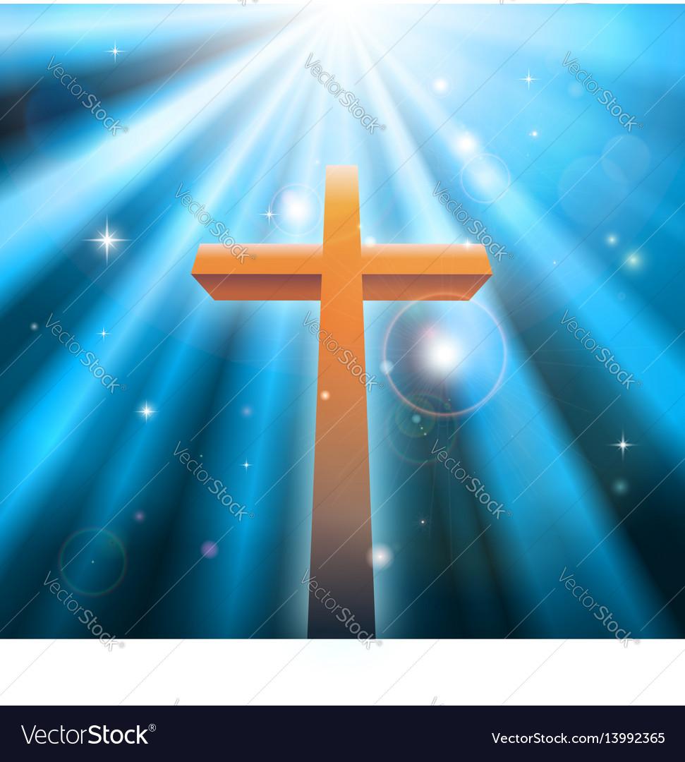Christian religion cross