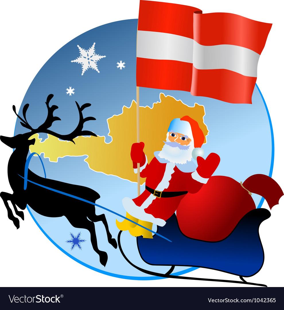 Merry Christmas Austria