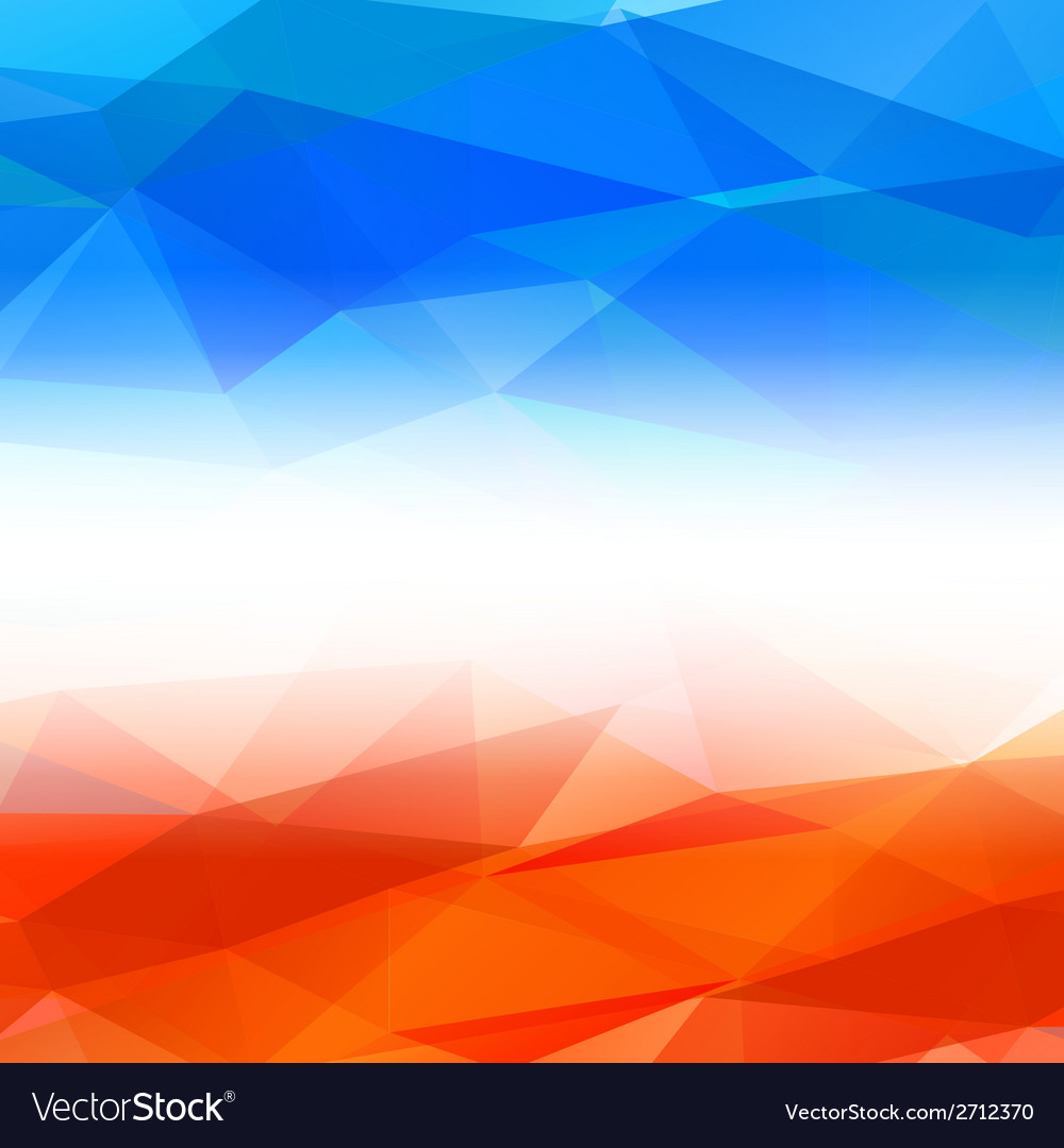 Abstract geometric background and place for text