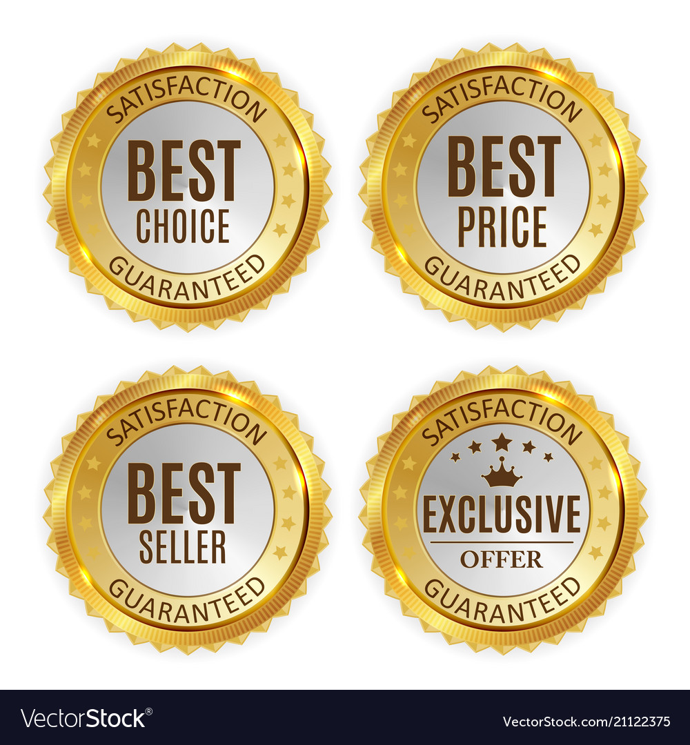 Best price seller choice and exclusive offer