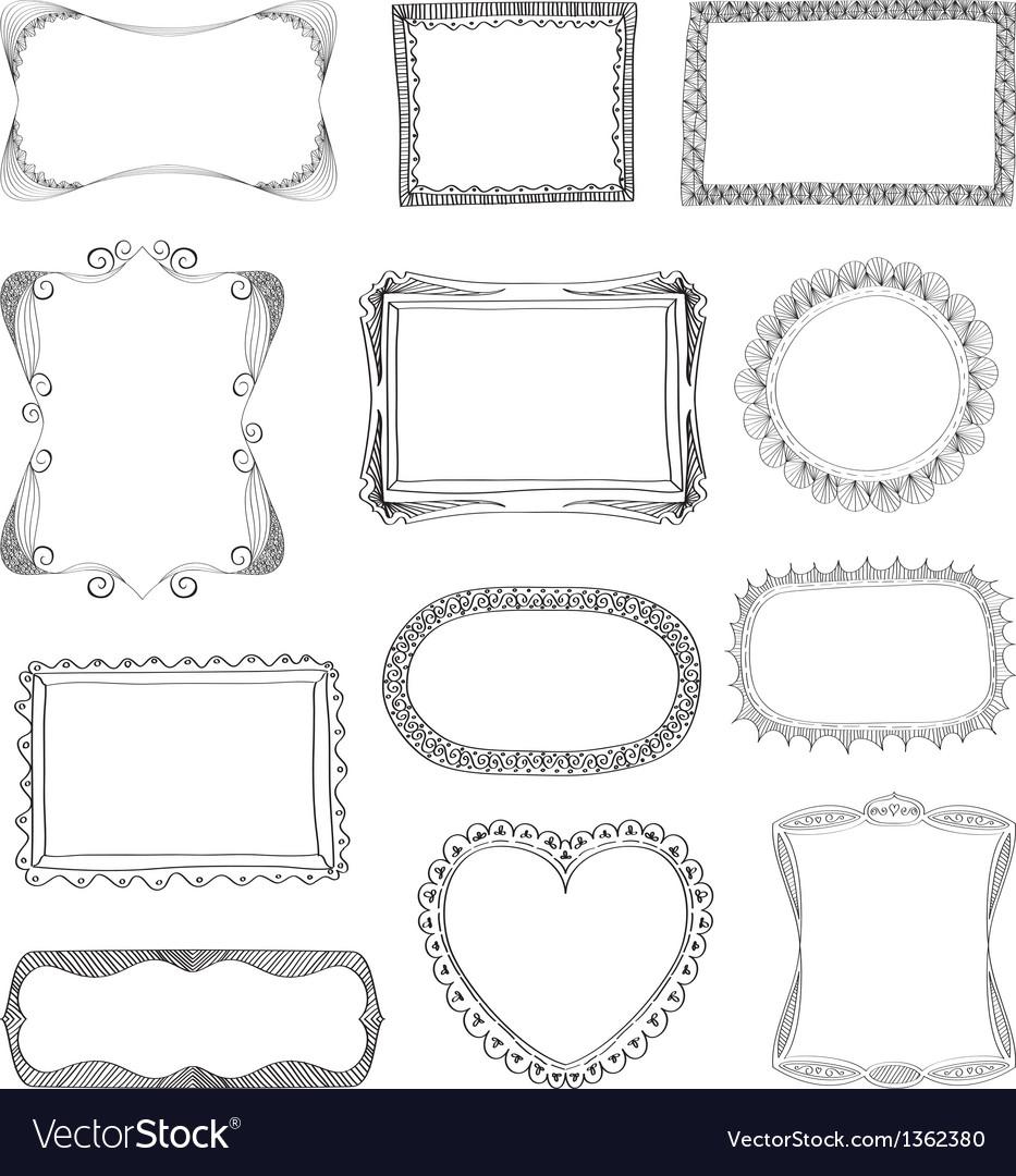 Frames coll