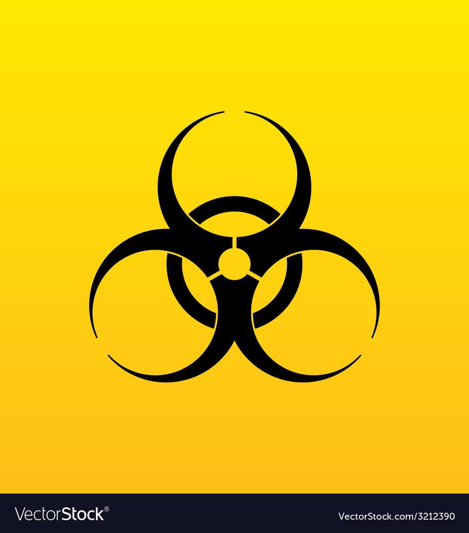 Bio hazard sign danger symbol warning