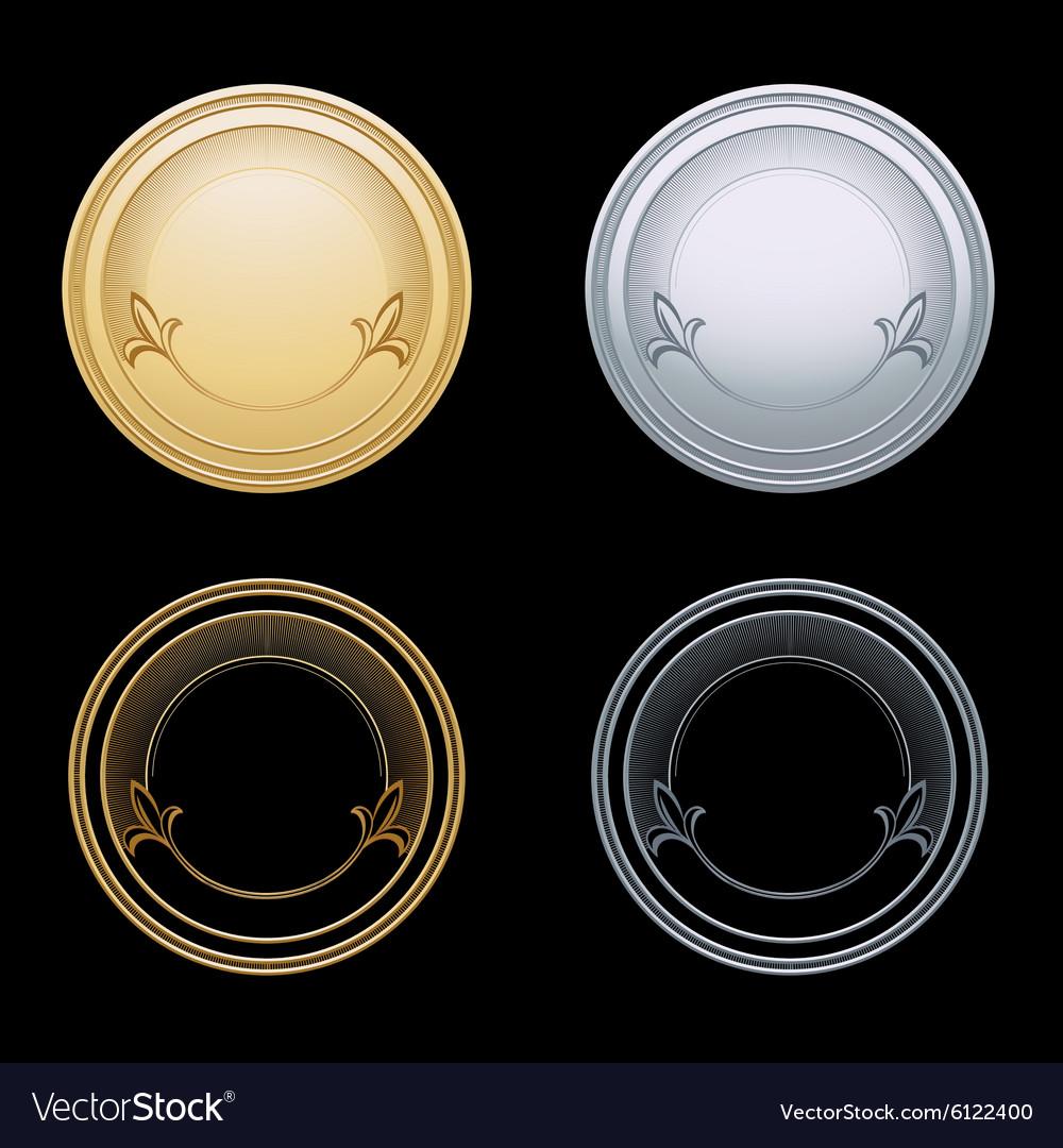 Blank token
