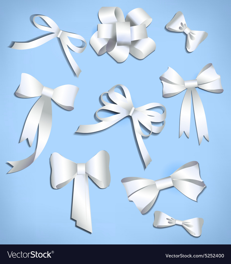 Bow collection