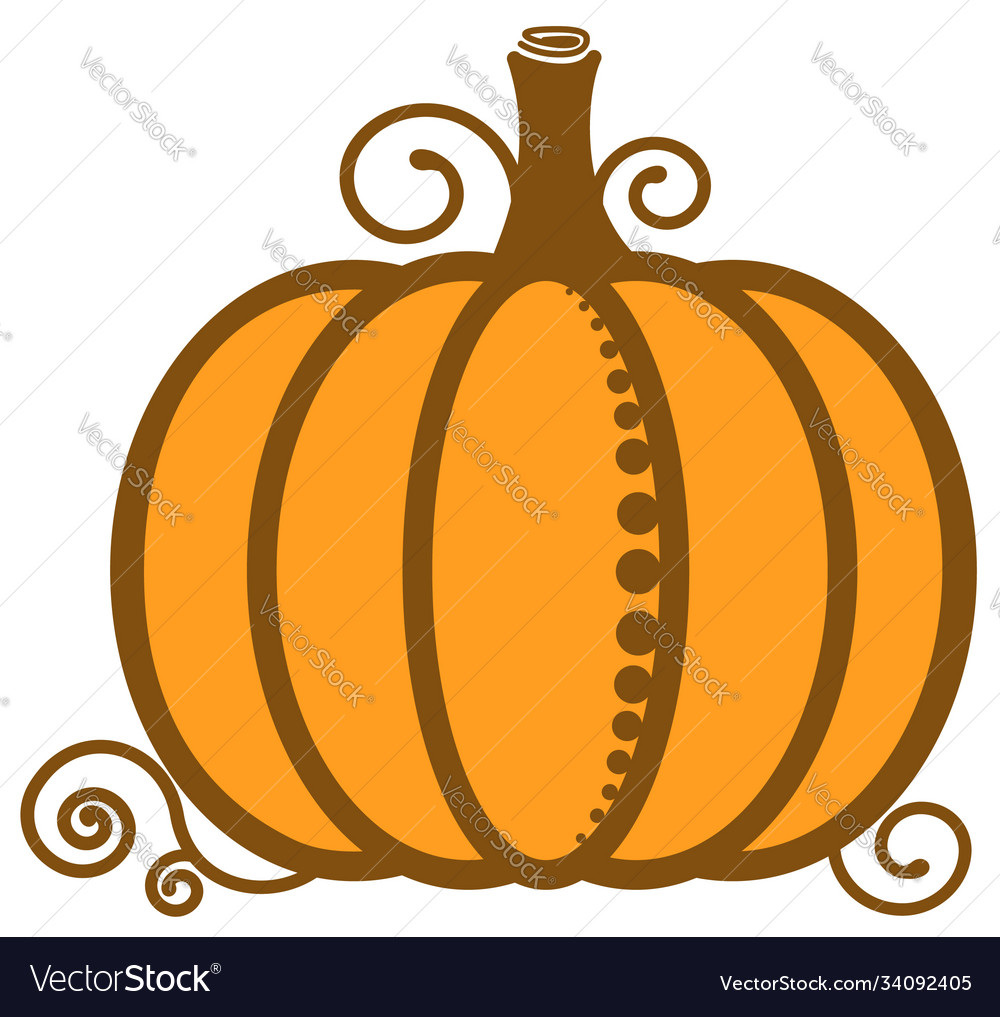 Pumpkin orange image vegetable
