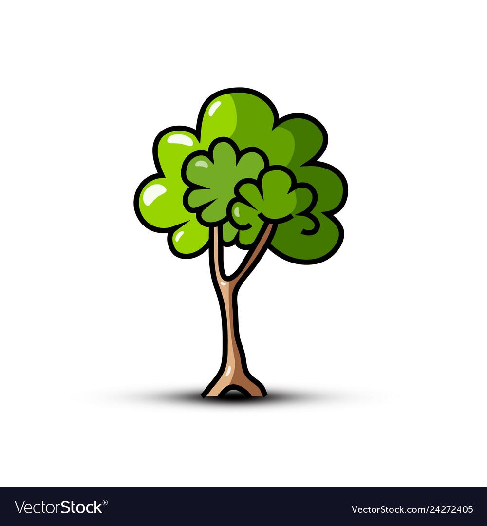 Tree symbol - icon