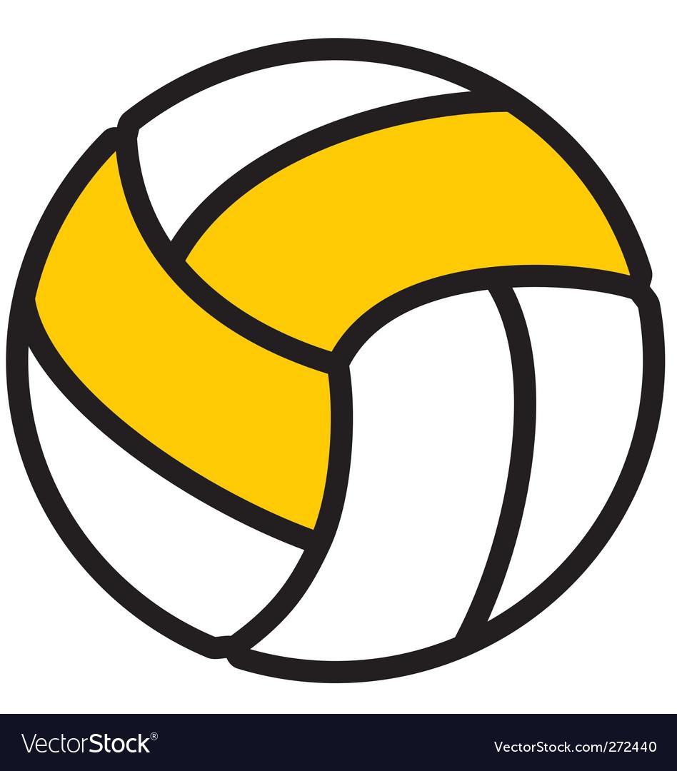 Beachball vector image