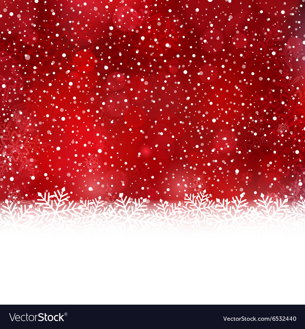 White Christmas Images Free.Red White Christmas Winter Background