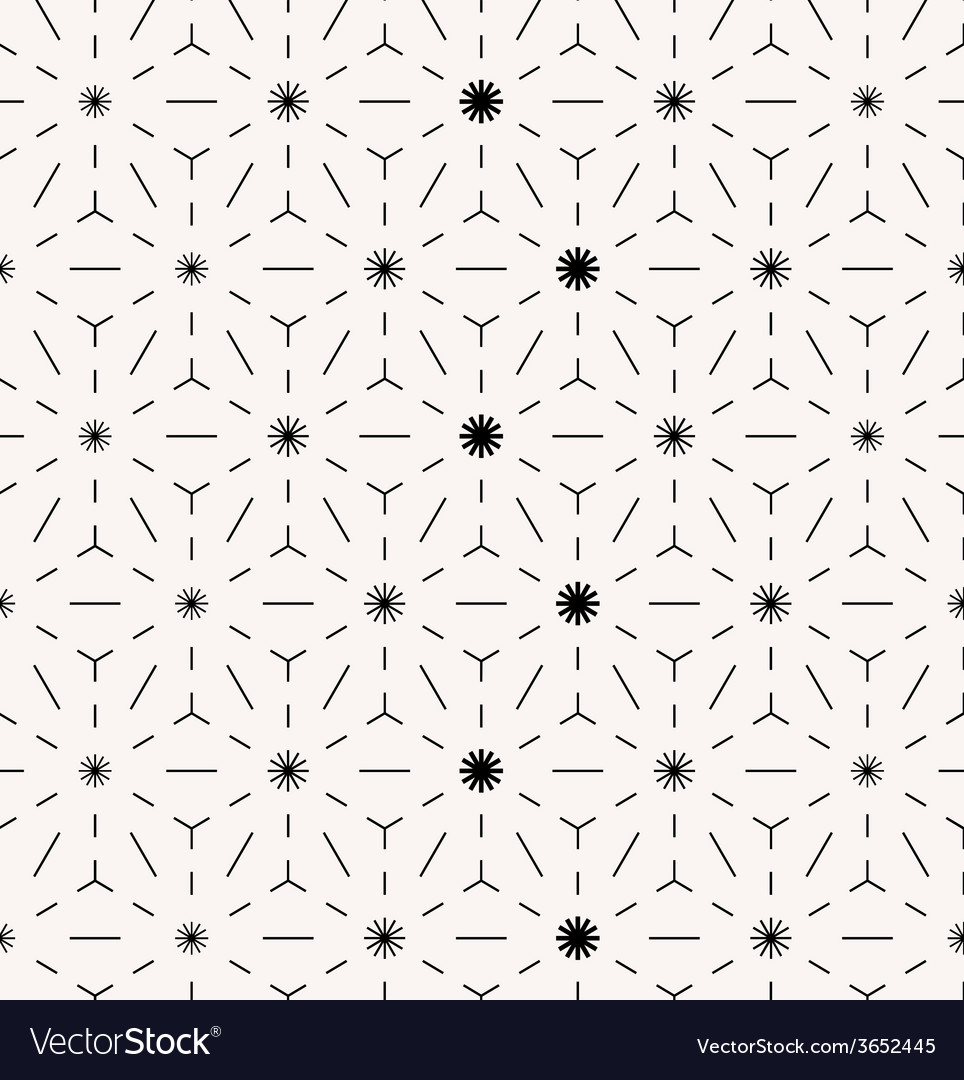 Abstract minimal seamless geometrical pattern