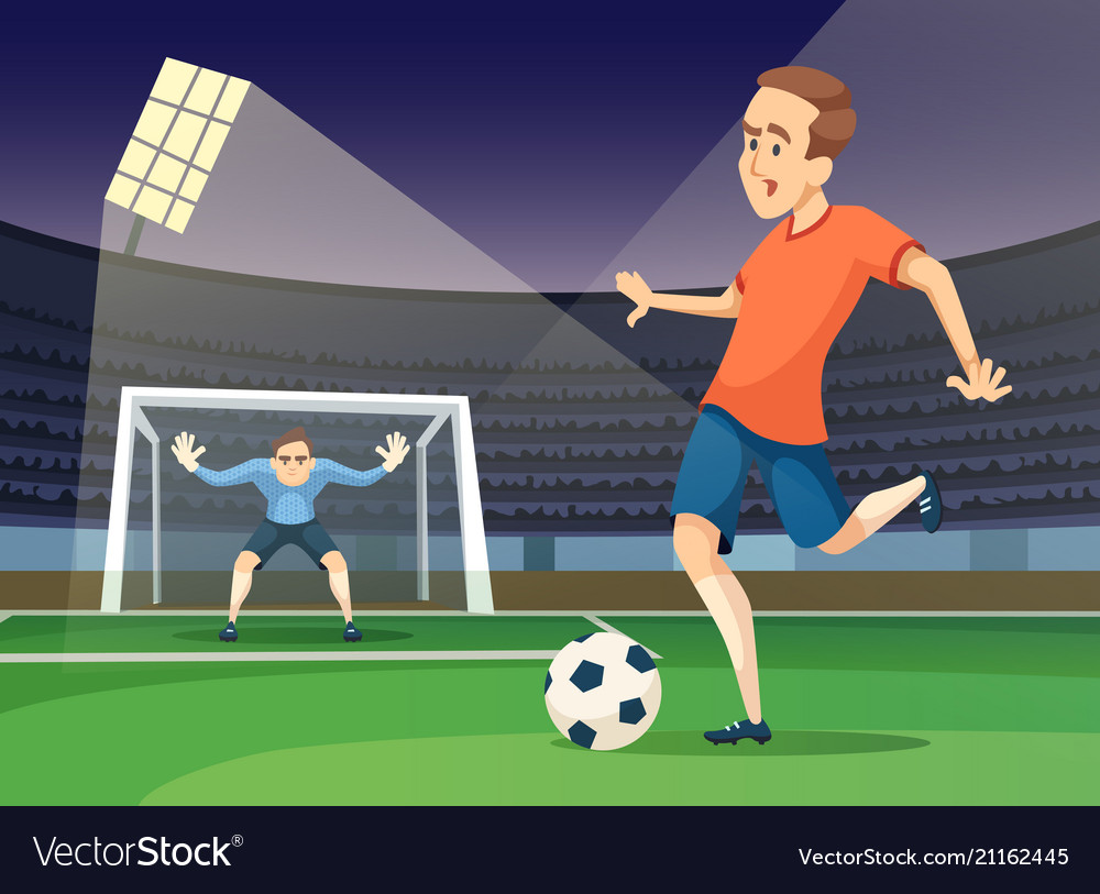 Background sport of playing