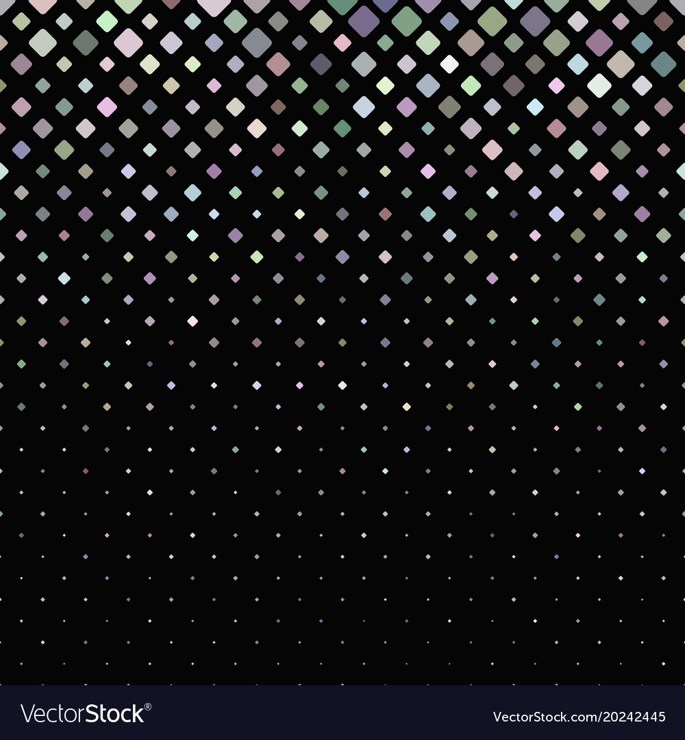 Geometrical rounded square pattern background