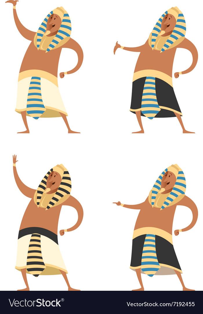 Set pharaons