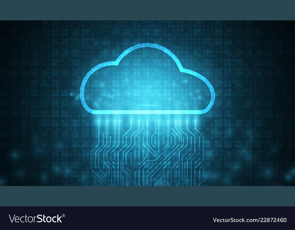 Computing cloud technology data storage