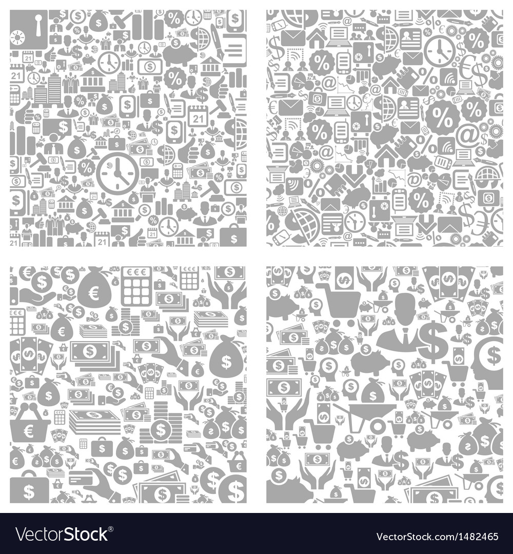 Business a background6 vector image