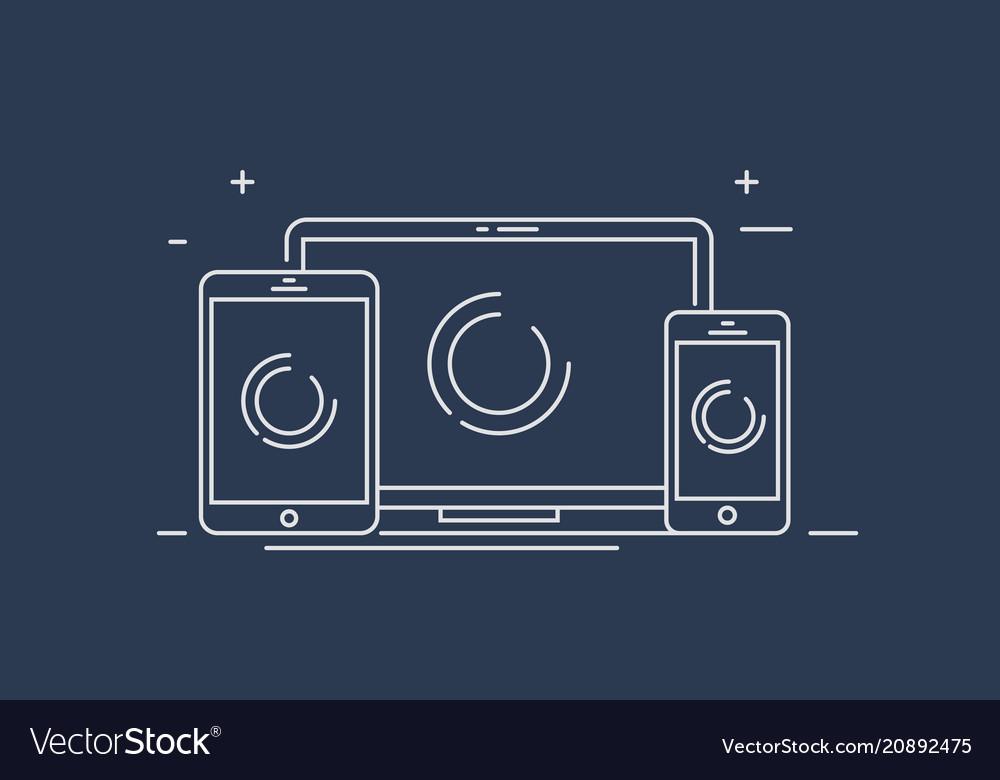 Device smart phone tablet desktop