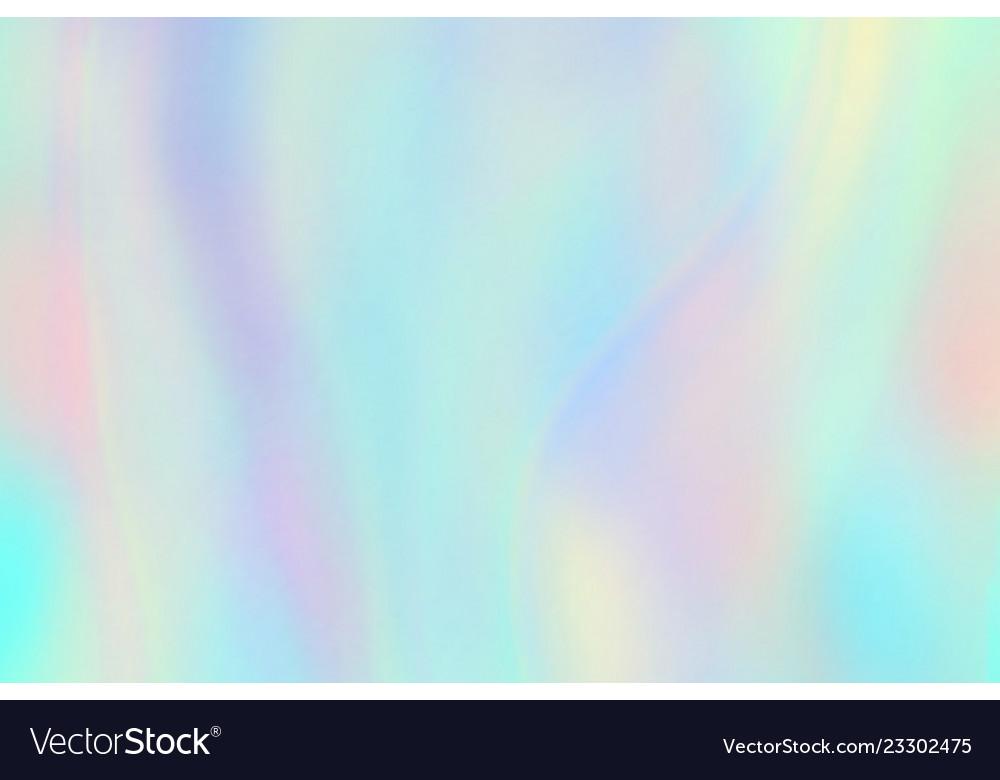 Rainbow texture hologram foil iridescent