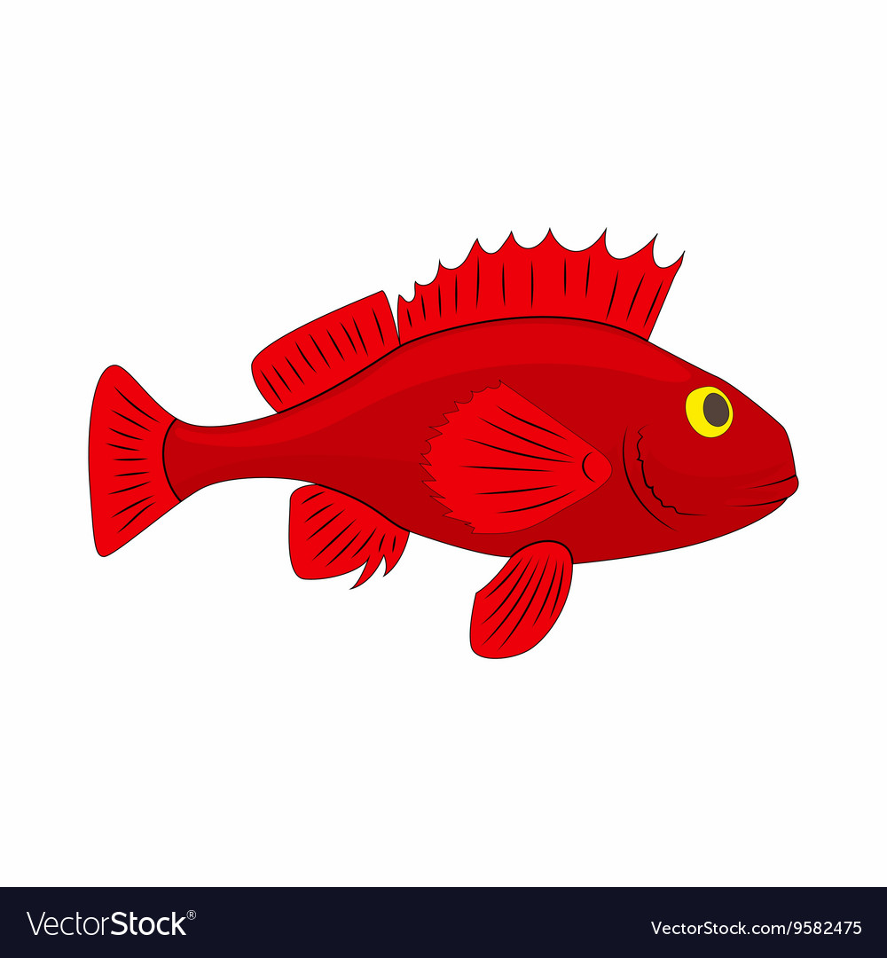 Betta & Fish Vector Images (74)
