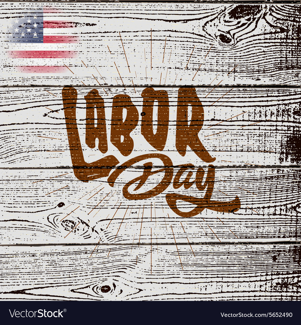 Labor day badges labels for any use