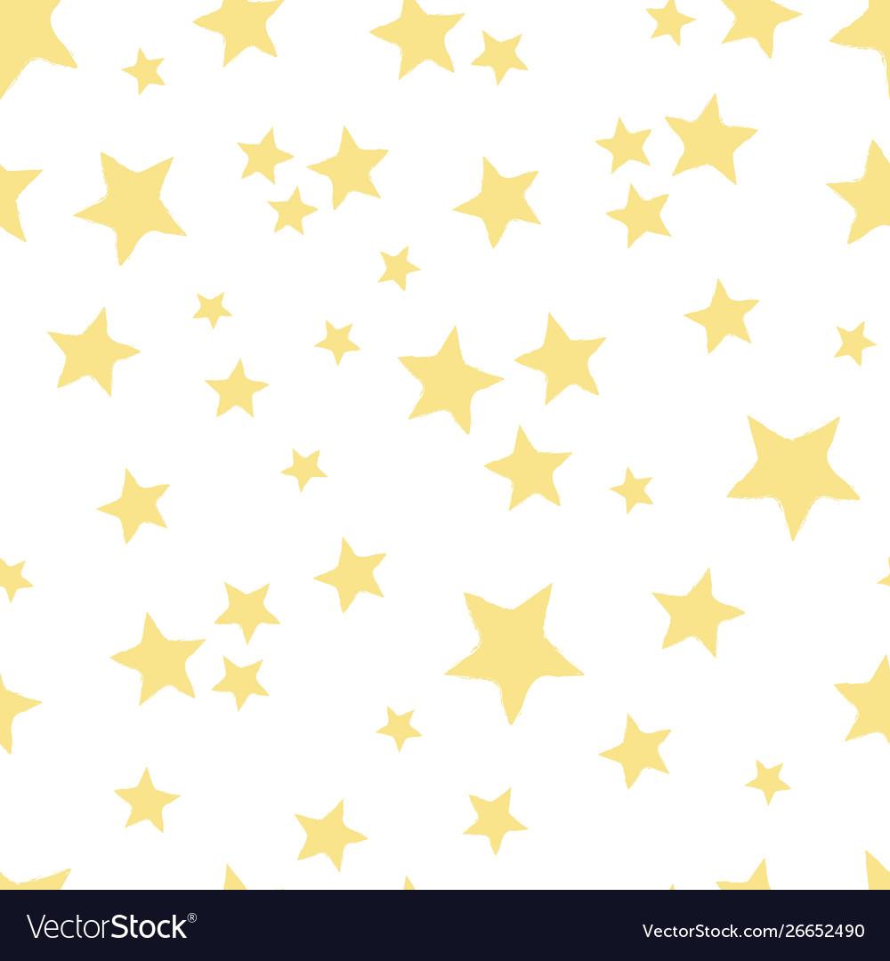 Yellow star toss