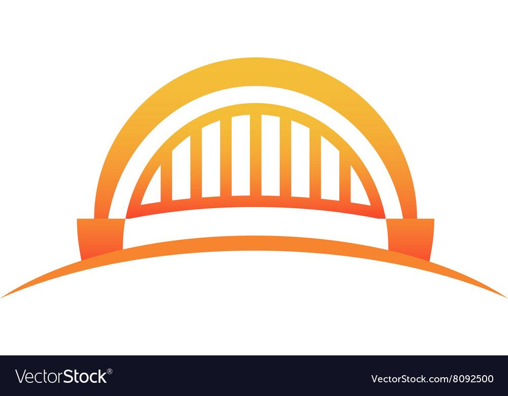Bridge-380x400 vector image