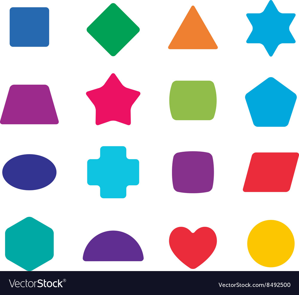 Learning toys color shapes set for kids education