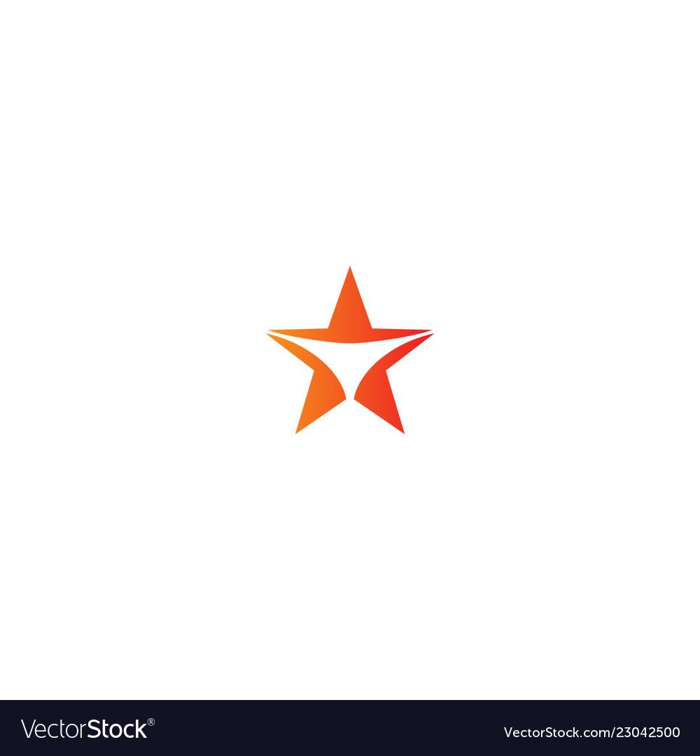 Star sign winner logo