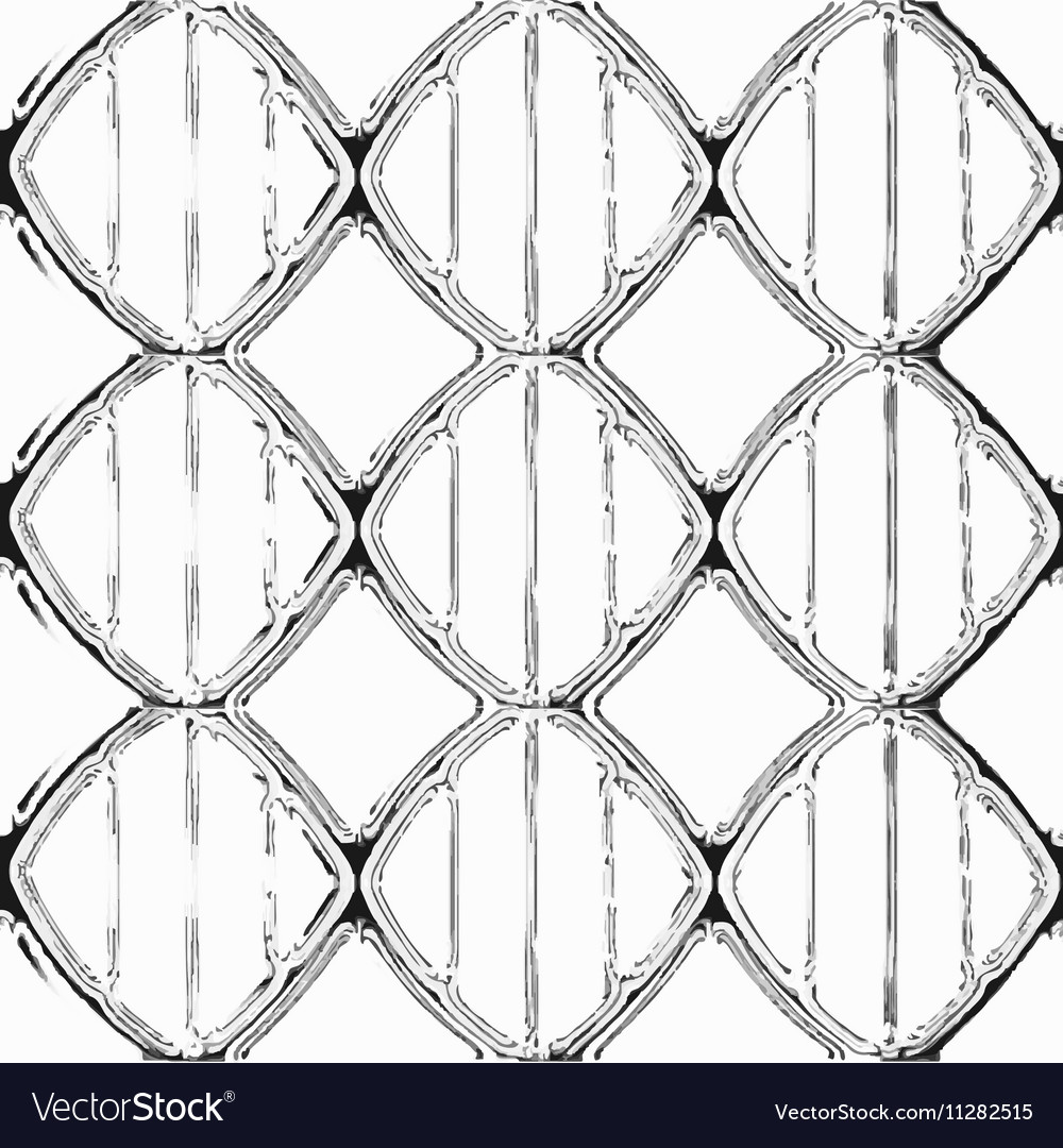 Liquid dna seamless pattern