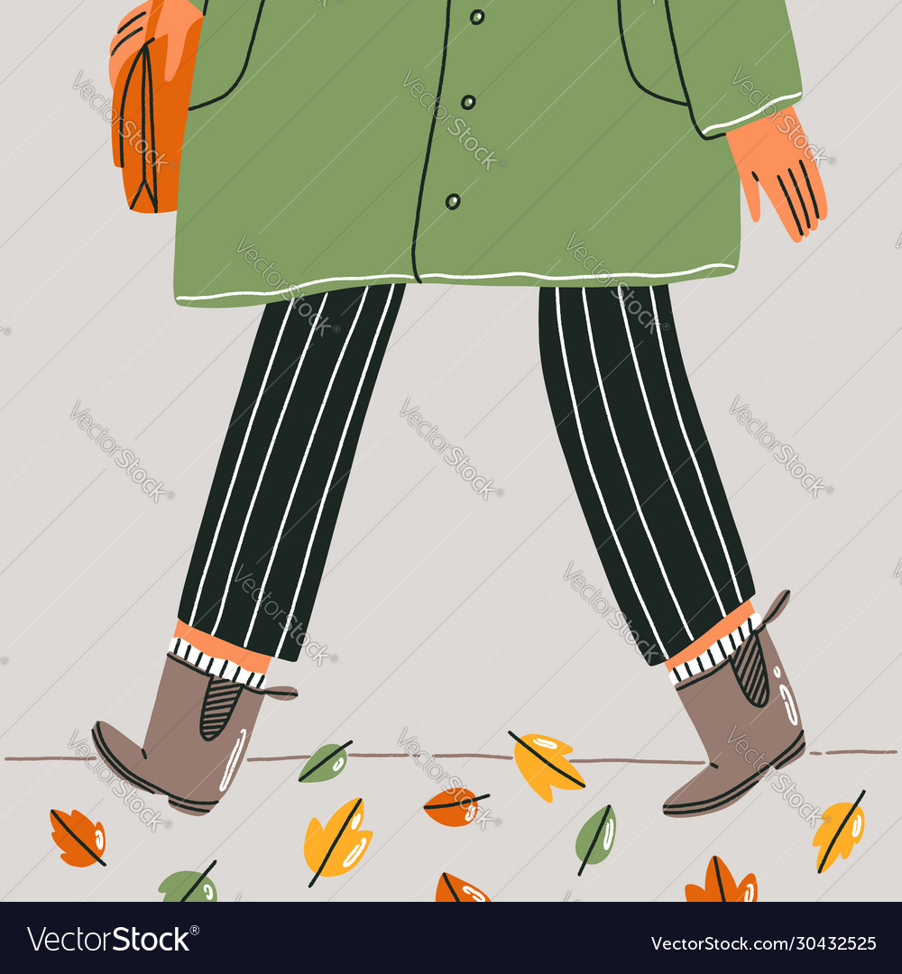20+ Walk Vector Stock