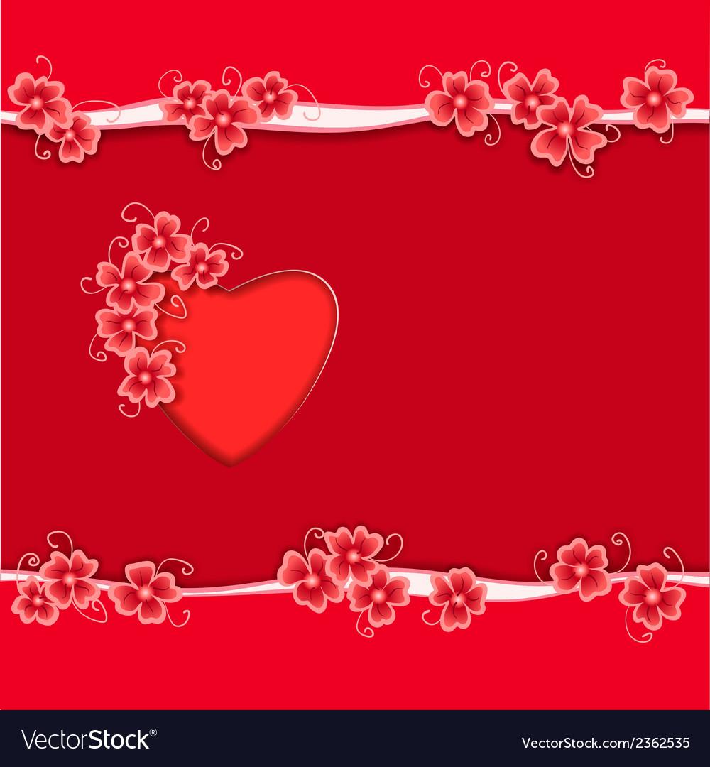 Heart paper flower copy