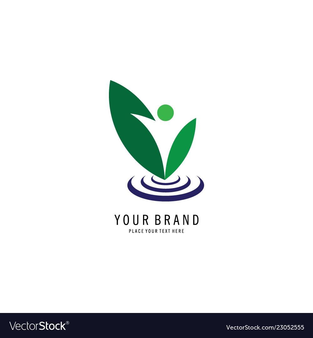 People vegan logo