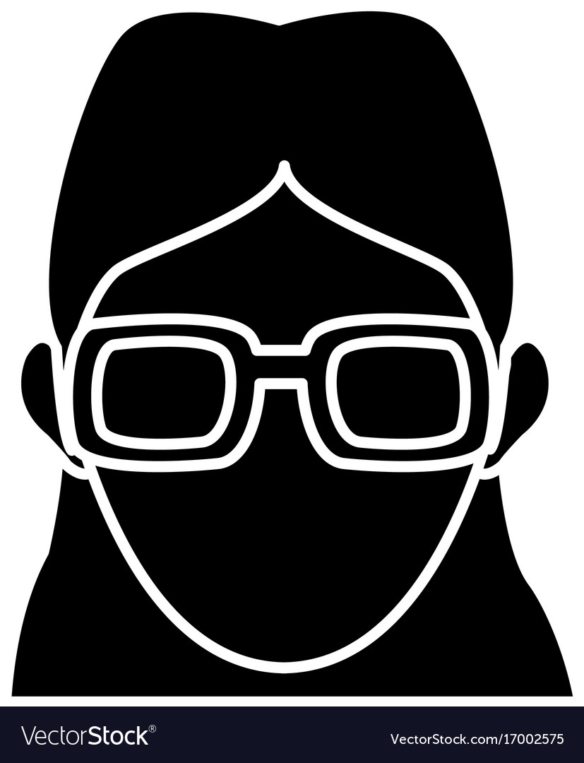 Character woman head person image