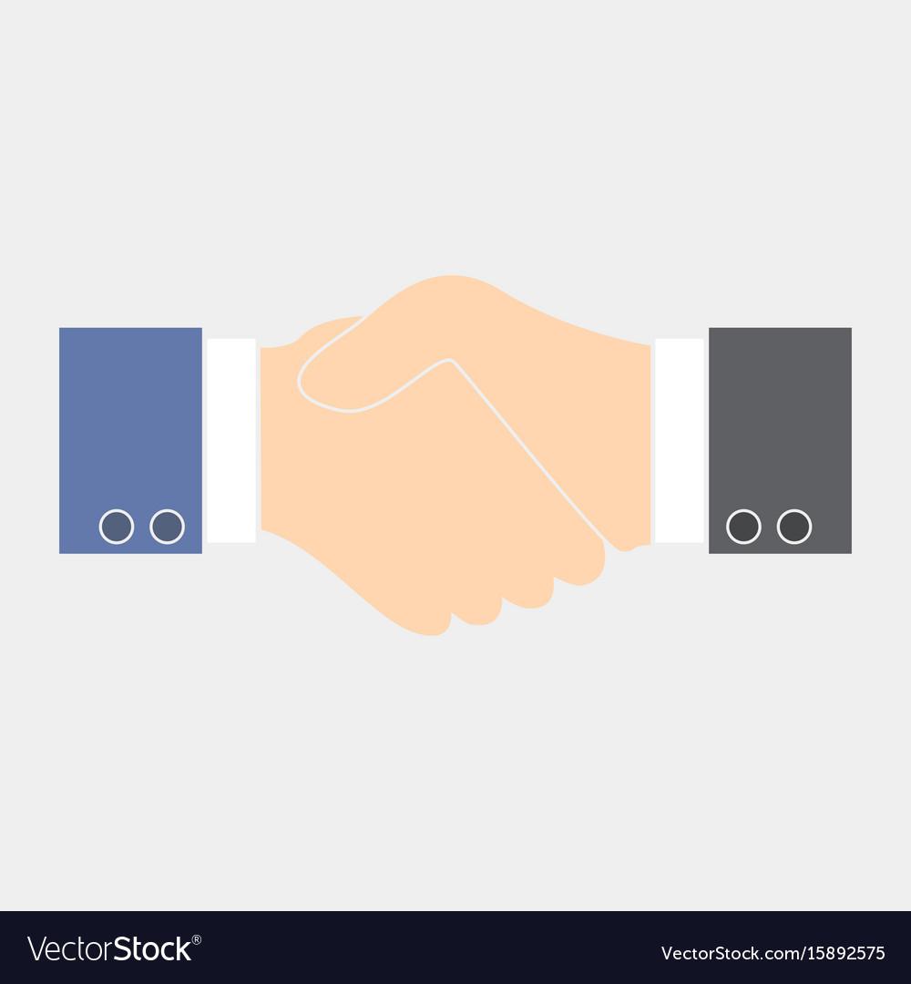 Handshake flat black