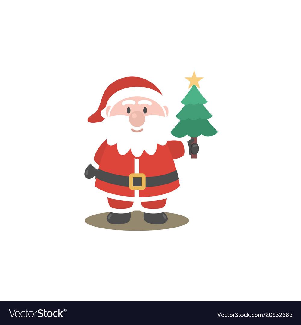 Santa clause logo