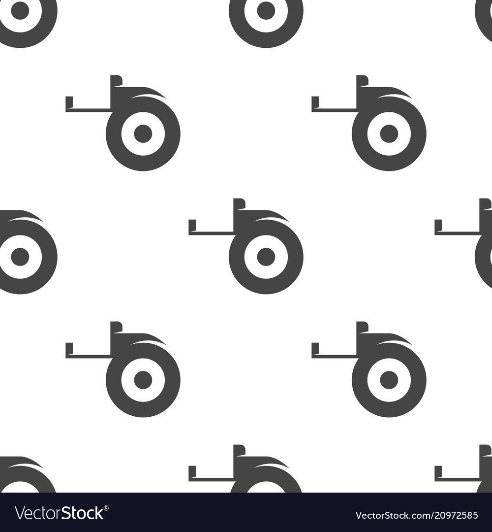 Tape measure seamless pattern