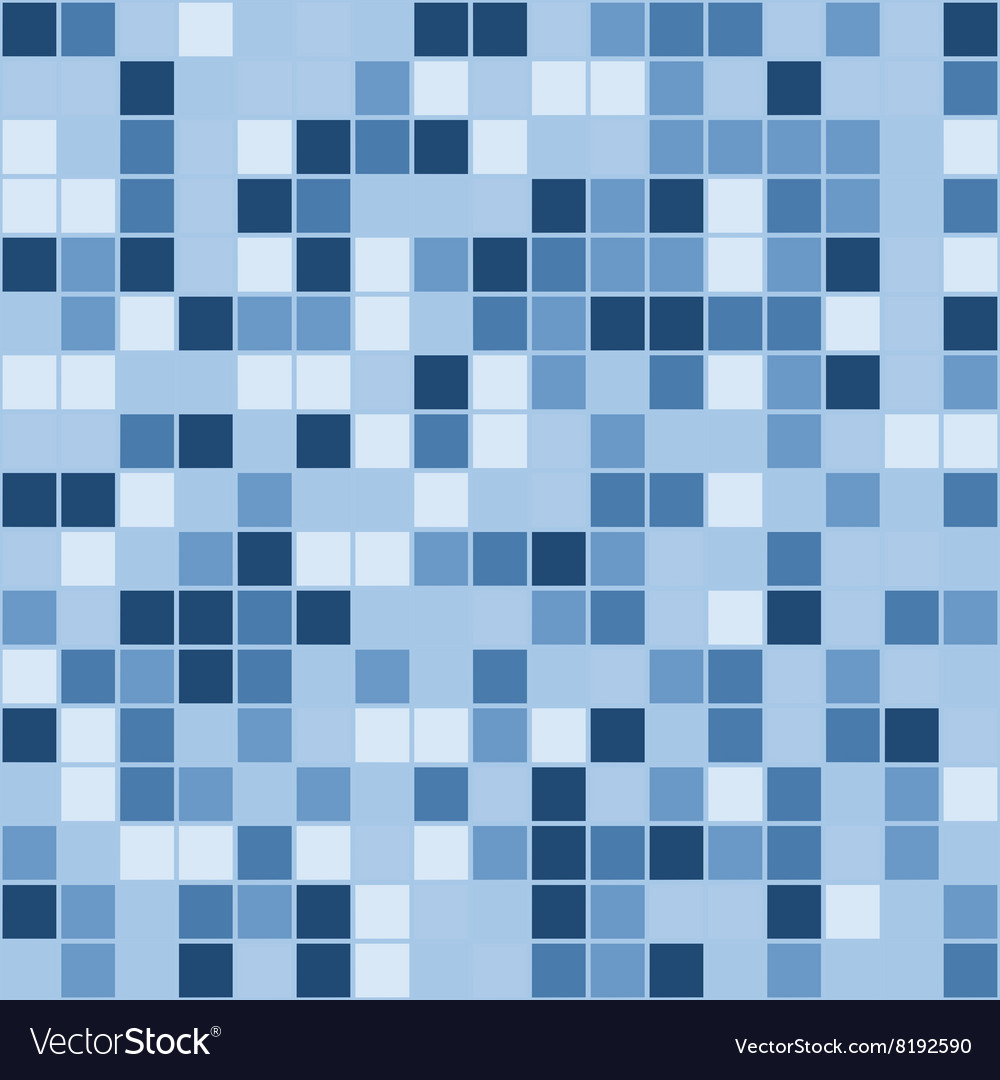Mosaic tiles texture background Royalty Free Vector Image