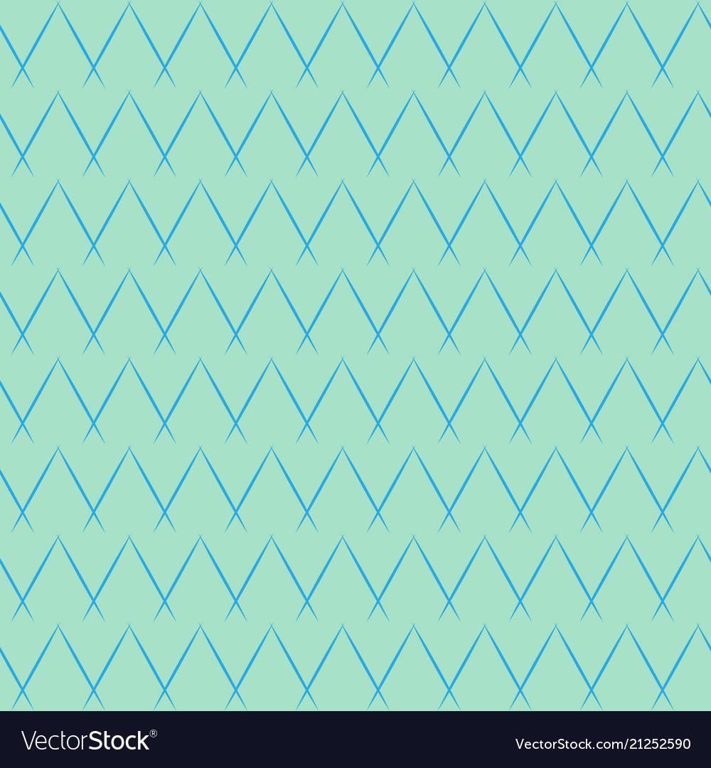 Wavy line seamless pattern