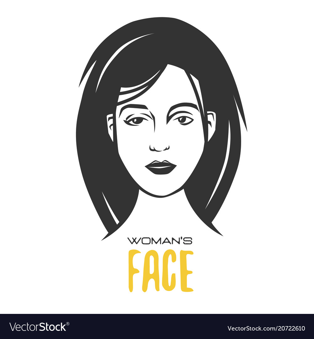 Womens faces object