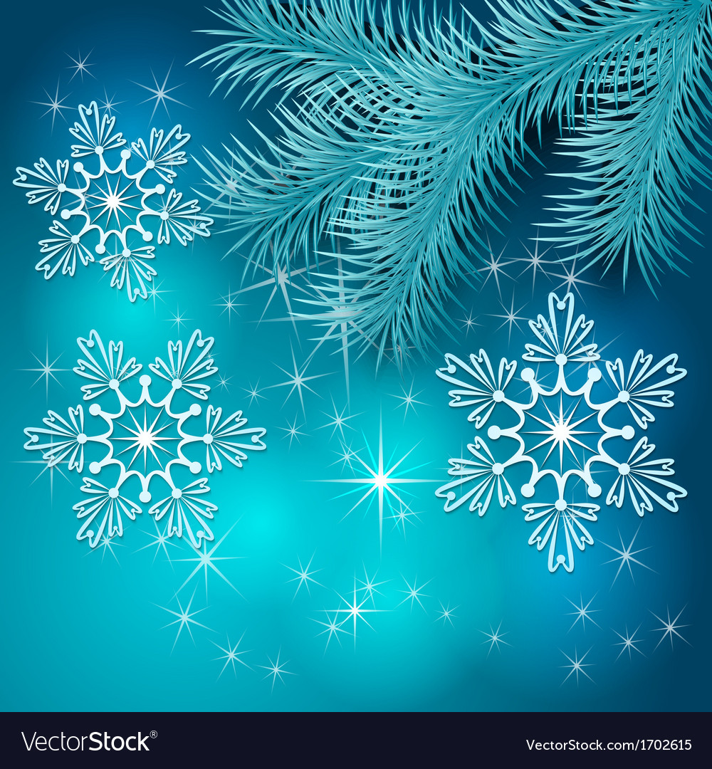 Christmas Holiday Background.Blue Christmas Holiday Background