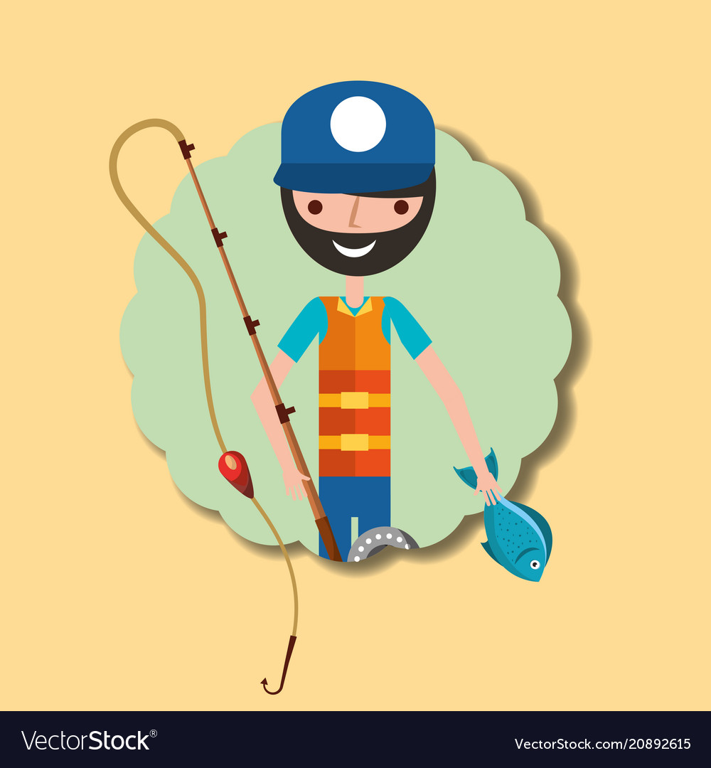 Angler, Fish & Cute Vector Images (64)