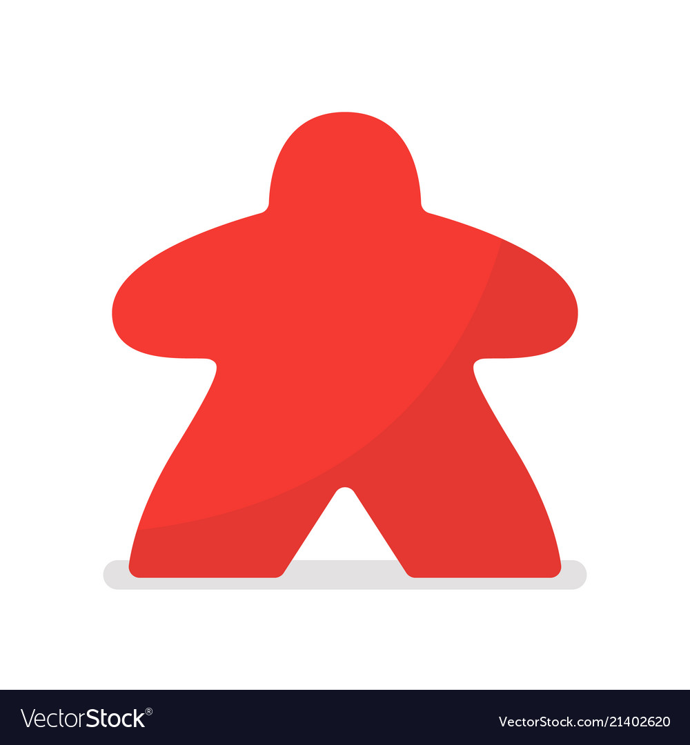 Red meeple